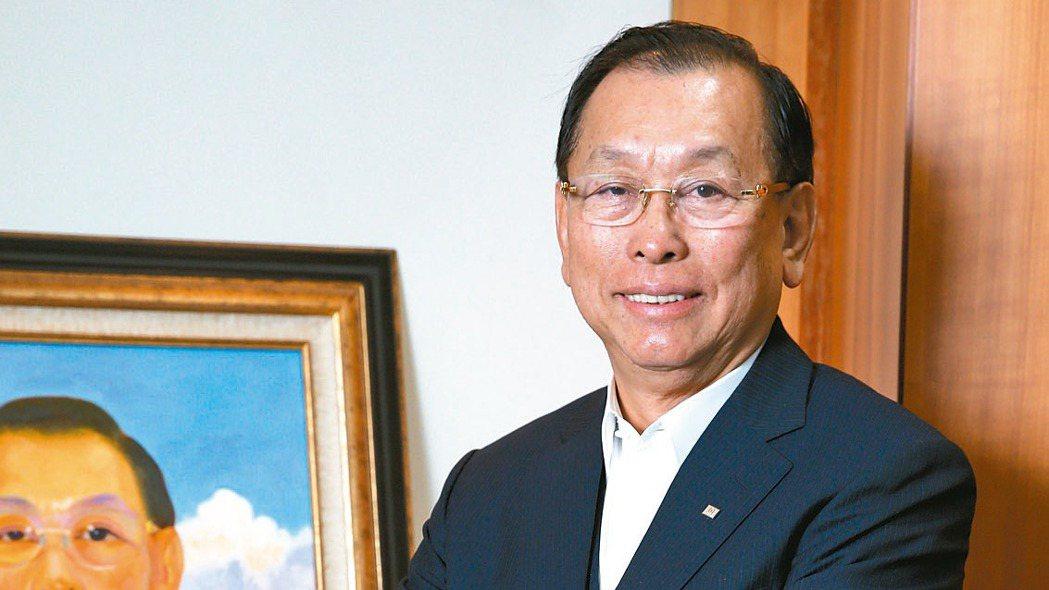 懷特生技董事長李成家 報系資料照
