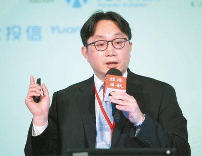 元大投信總經理劉宗聖表示,美債ETF能滿足台灣投資人資產配置需求。 本報系資料庫