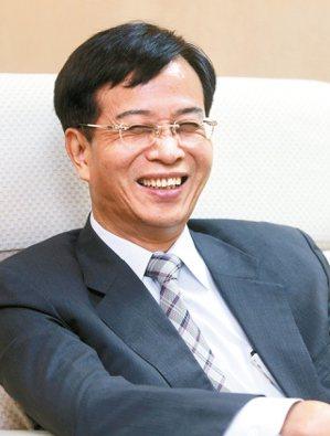 合庫金控董事長廖燦昌 (本報系資料庫)