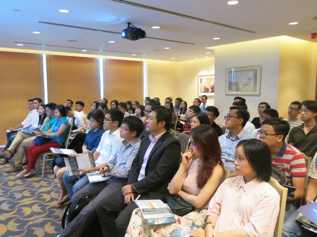 8/28君悅飯店的商學院教育展預料將吸引許多需求者參觀  The MBA Tou...