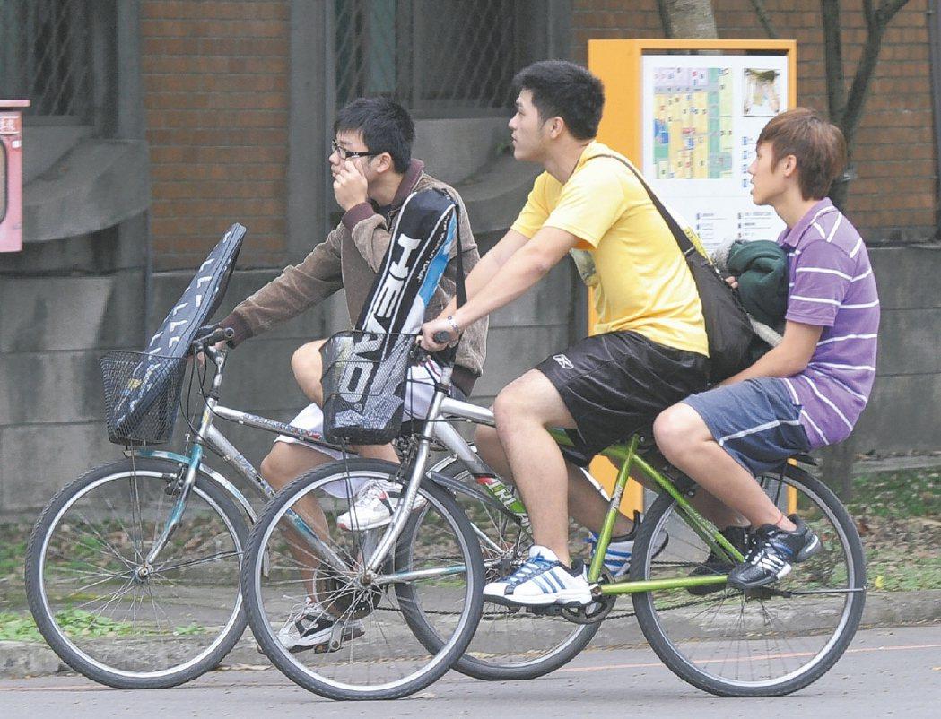 2成5大學生 每周運動不到1次