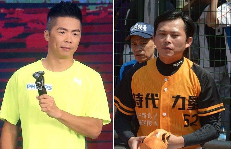 黃國昌(右)與林義傑。報系資料照