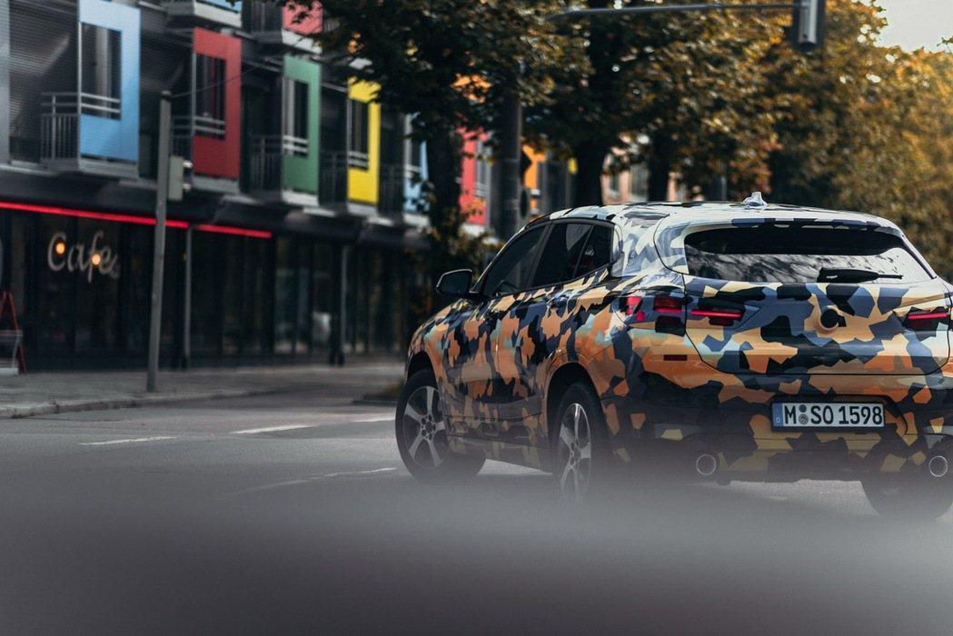 新世代BMW X2將會與X1共用UKL模組化底盤。 摘自BMW