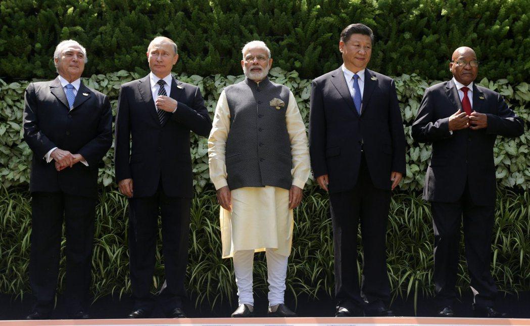 中國將於九月下旬,舉辦被其視為下半年最重要的主場外交——「金磚國家」峰會,兩國會...