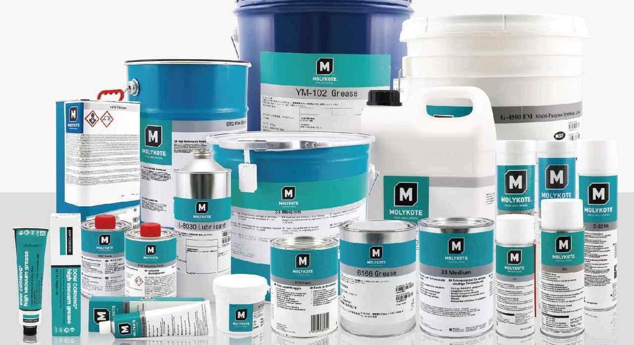 喬越實業公司引進道康寧MOLYKOTE高效能特殊潤滑劑,滿足高階自動化精密部件潤...