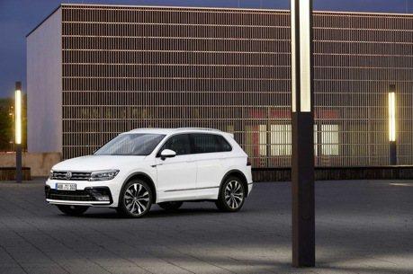 新Volkswagen Tiguan提前抵台 升級配備最高近8萬元