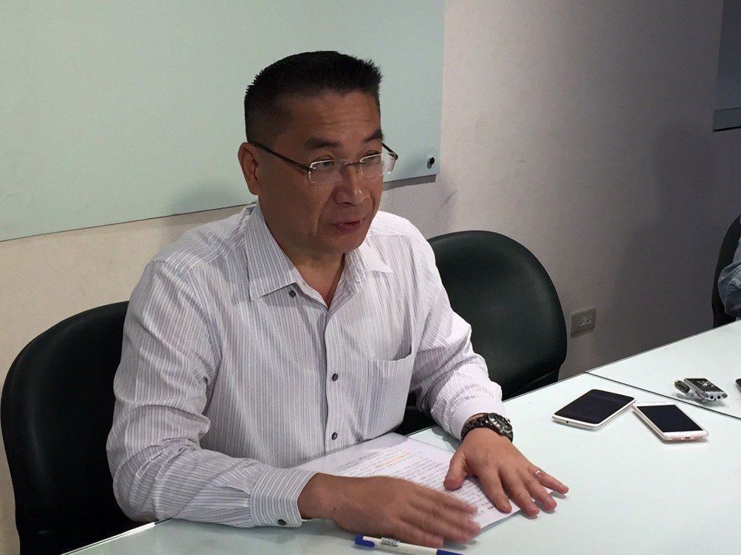 行政院發言人徐國勇。圖/聯合報系資料照