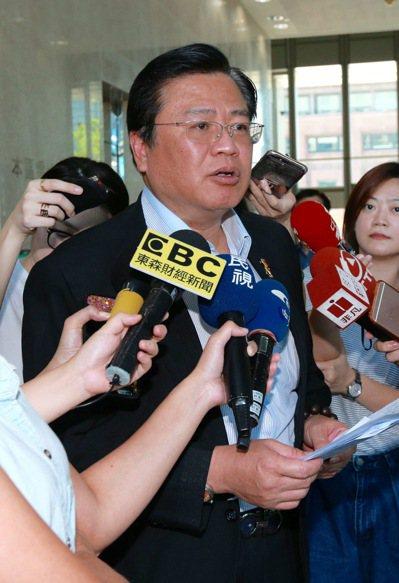 全國商總副理事長、台壽副董事長許舒博。記者黃義書/攝影