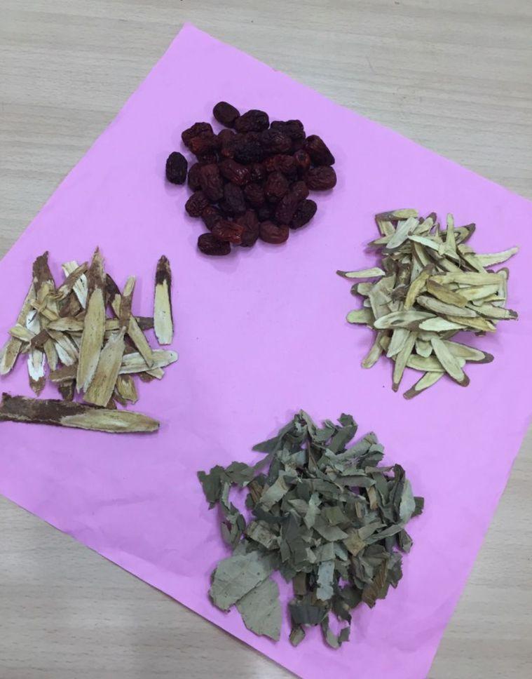 中醫養肝消脂等處方,是應用健脾胃、疏肝,達到清熱利濕的效用。記者王昭月/攝影