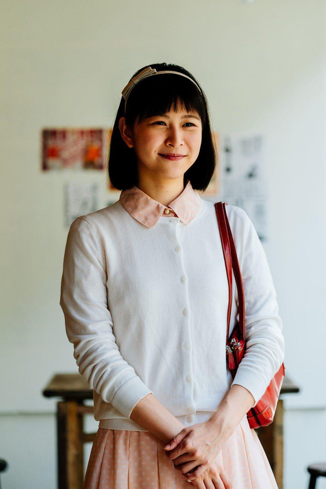江宜蓉在「五味八珍的歲月」中登場。圖/台視提供