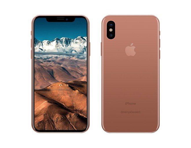 有中國爆料者在微博上指出,鴻海的內線消息表示,蘋果可能將推出「腮紅金」(Blus...