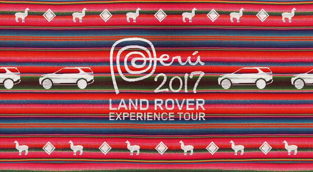 2017 Land Rover Experience Tour 秘魯探險之旅。圖/Land Rover提供