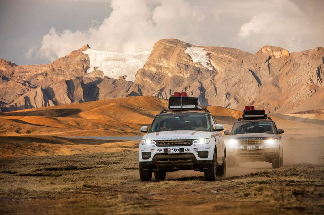 2017 Land Rover Experience Tour 秘魯探險之旅包含...