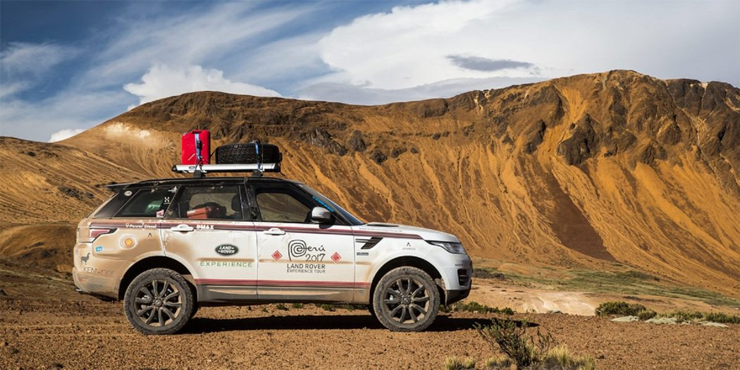 2017 Land Rover Experience Tour 秘魯探險之旅將於...