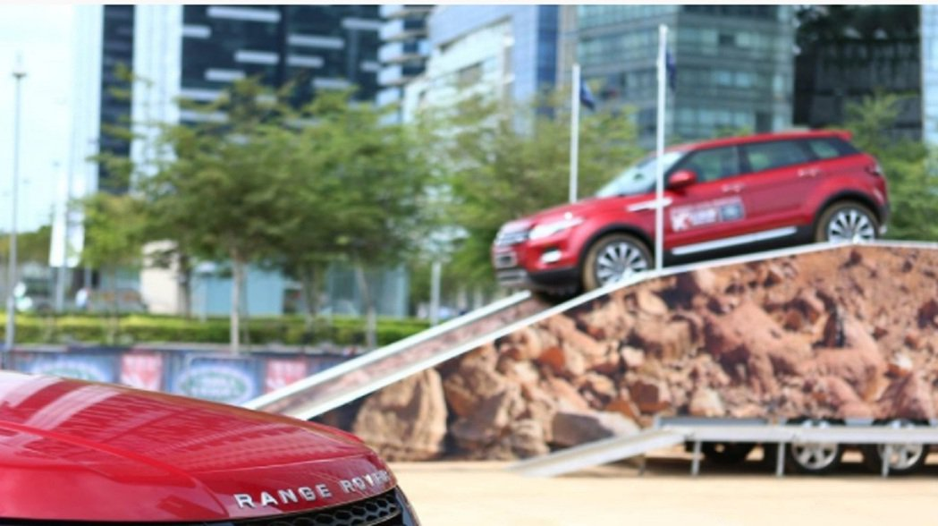 Land Rover Experience Tour 全地形駕馭體驗會台灣資格賽,9 月 1 日起將陸續於台北及台中登場。圖/Land Rover提供