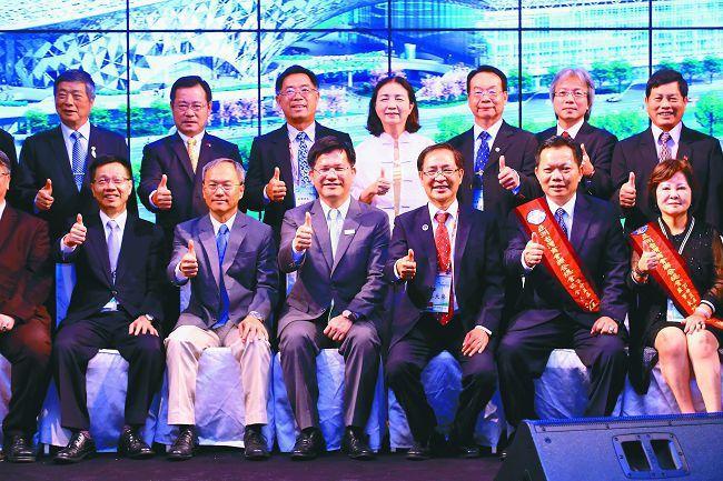 亞洲台灣商業聯合總會年會今年在台中舉行,見證中台灣崛起。