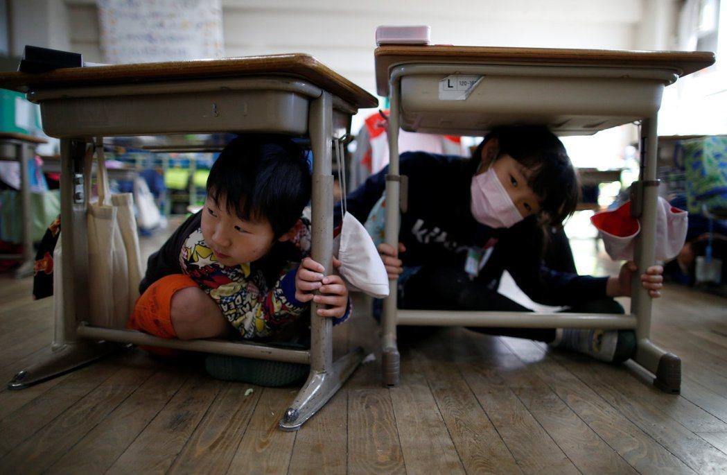 日本的防災訓練,除官方的救災訓練之外,多半著重在一般民眾的避難方式,讓民眾能自主...