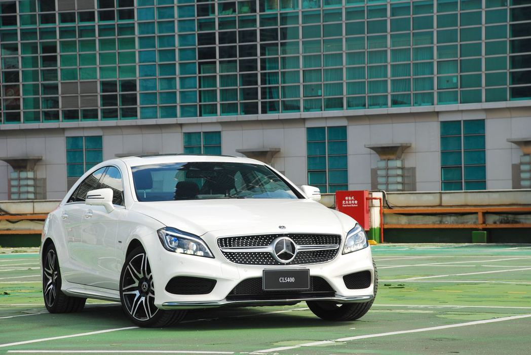Mercedes-Benz CLS400 AMG Final Edition。記...