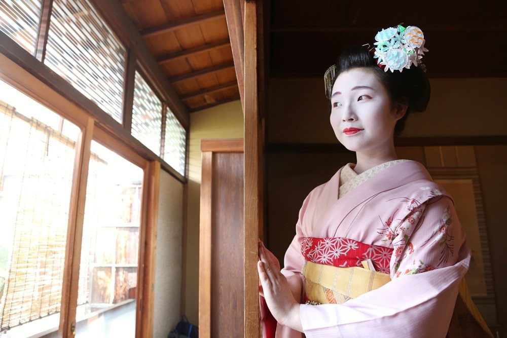 京都百年茶屋「津田樓」 花見小路裡的高貴不貴舞妓午宴