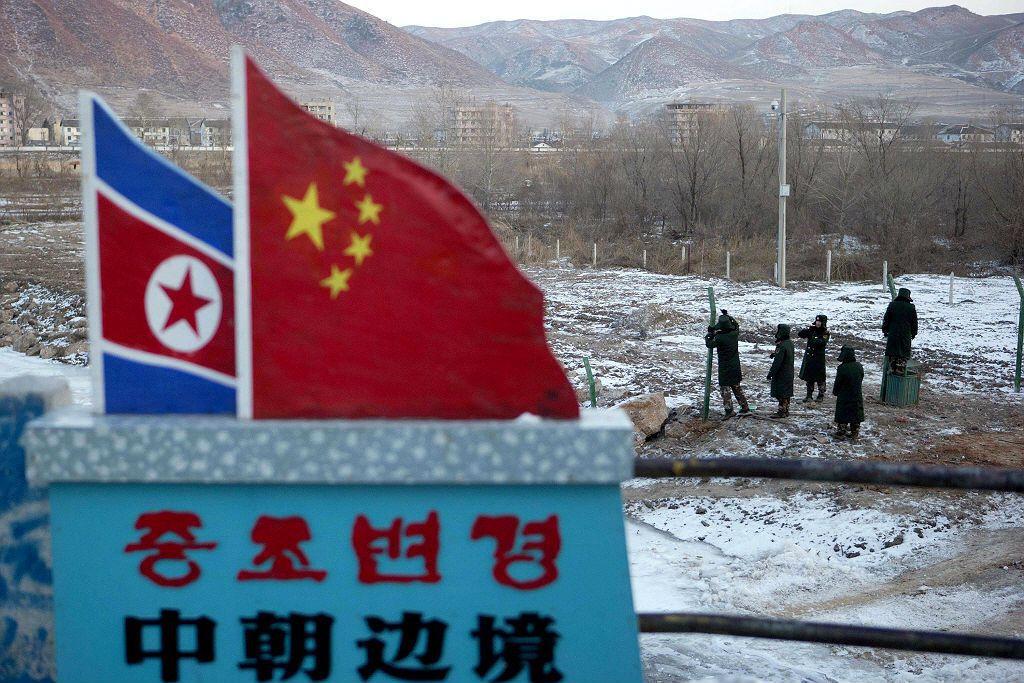 台灣的戰略地位若因朝鮮而趨零,其實並不見得一定是壞事。 圖/美聯社