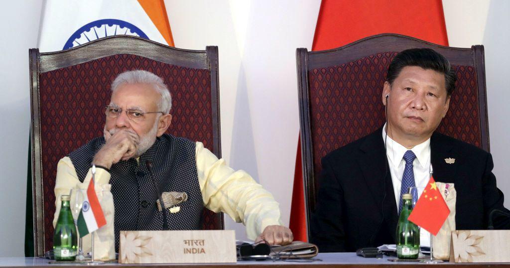 目前仍持續緊張的中印邊界對峙,早已演成「面子」問題,爆發戰爭的可能性還比朝鮮半島...