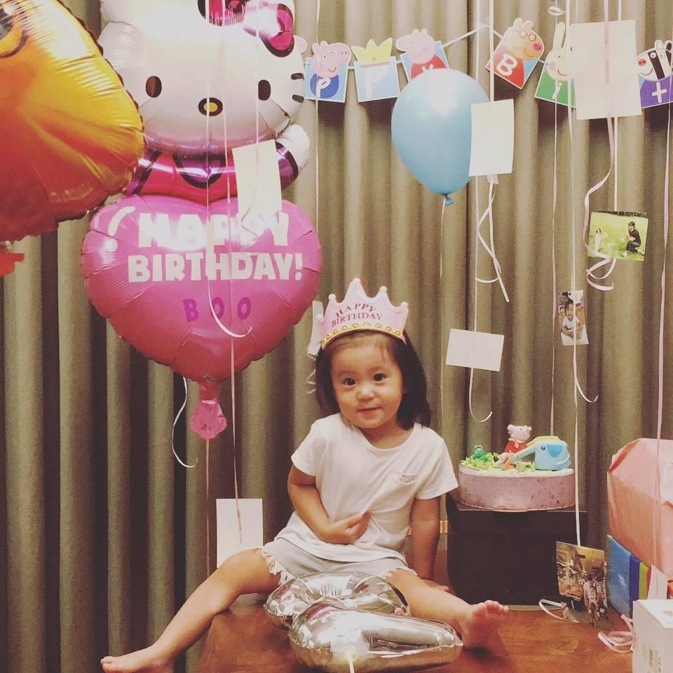 咘咘過2歲生日