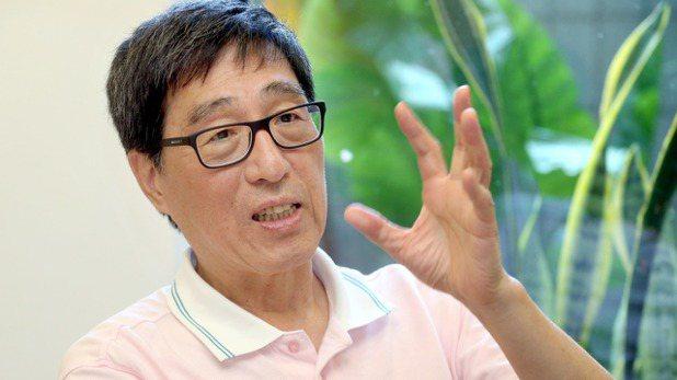 中研院院士、香港城市大學校長郭位。 報系資料照