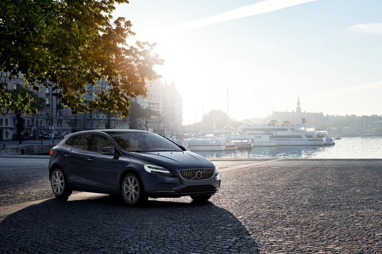 安全不分等級 新Volvo V40 S60登場