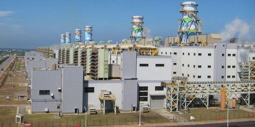 台電大潭電廠擁有6部天然氣機組。 報系資料照片