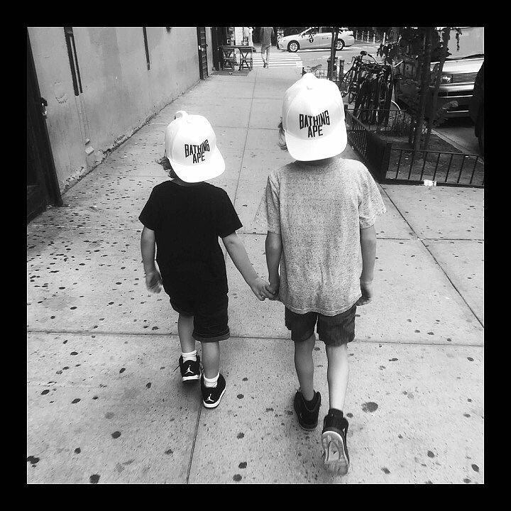 Hudson、Jameson Kroenig兄弟檔。圖/擷自instagram