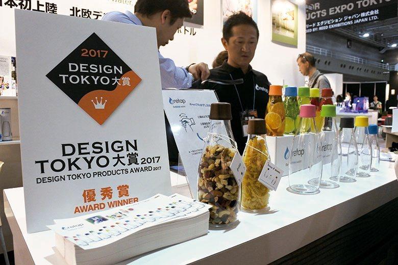 綜觀今年Design Tokyo展品,有許多兼具實用機能與簡約美學之作。