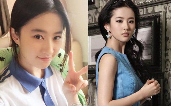圖/劉亦菲微博,Beauty美人圈提供