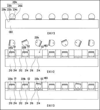 圖4. 專利TW I590433之圖P、S、T (圖片來源: TIPO)