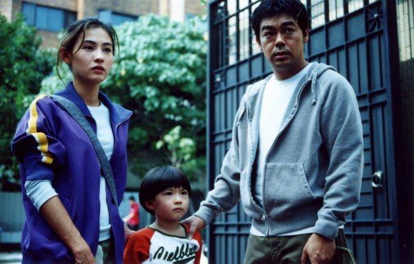 張柏芝、原島大地、劉青雲主演的「忘不了」,至今仍令不少影迷印象深刻。圖/摘自HK...