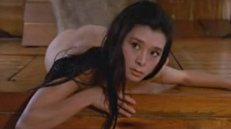 夏文汐在「唐朝豪放女」火辣演出,成為華語影壇經典性感女神。圖/翻攝自YouTub