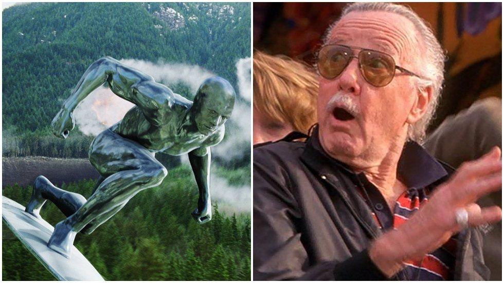 「漫威之父」史丹李坦言想看到「銀色衝浪手」的獨立電影。圖/福斯提供、博偉提供
