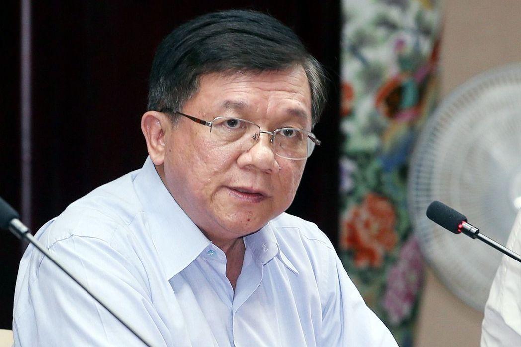 前經濟部長李世光。 圖/聯合報系資料照片