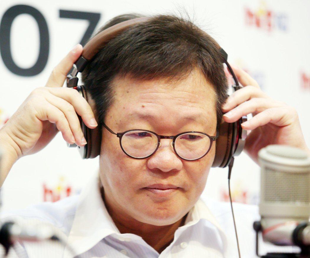 815全台大停電究責,中油董事長陳金德昨天親上火線為自己發聲。 記者杜建重/攝影