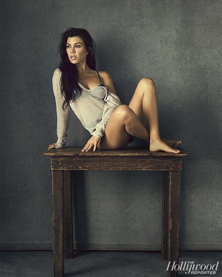 蔻妮卡黛珊。圖/擷自instagram