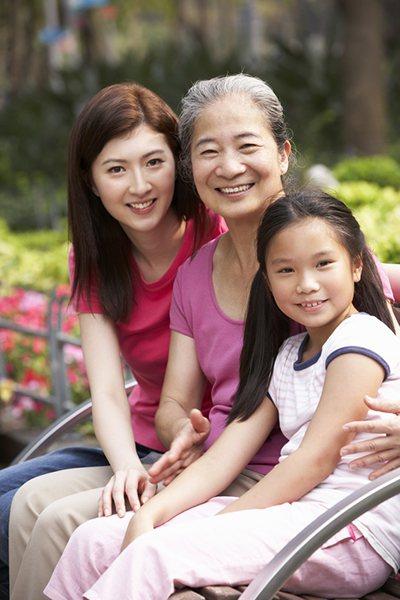 初期發現漏尿情形,大部分的人是很難接受,心裏煎熬需要家人多關心,給予健康的心理建...