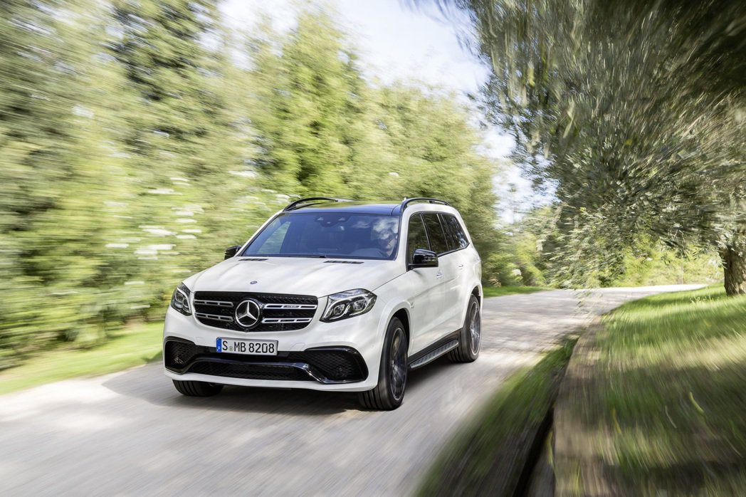Mercedes-AMG GLS 63 4MATIC。圖/摘自Mercedes-...