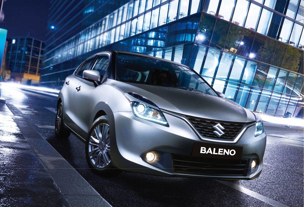 Suzuki BALENO 搭載的1.0 升 BOOSTERJET 引擎,具有媲美1.5升的流暢動力。 Taiwan Suzuki 提供
