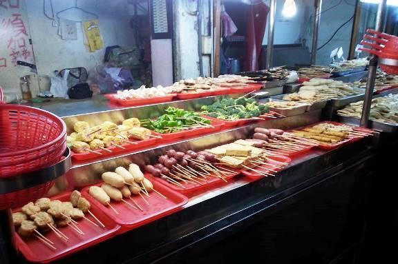 圖片來源/ 新莊夜市泗元炭烤