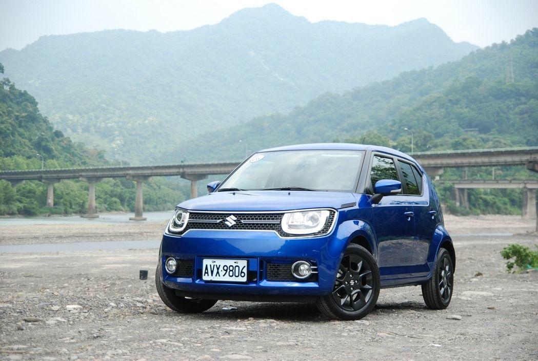 Taiwan Suzuki 目前推出 Ignis 優惠活動,於 8 月 31 日前購車領牌即可享「時尚尾翼飾板」、「專屬門檻飾板」雙重配備升級。 記者林鼎智/攝影