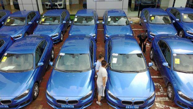 「BMW」的中文名字「寶」和「馬」兩個字的發音分別以「B」和「M」開始。 圖/摘...