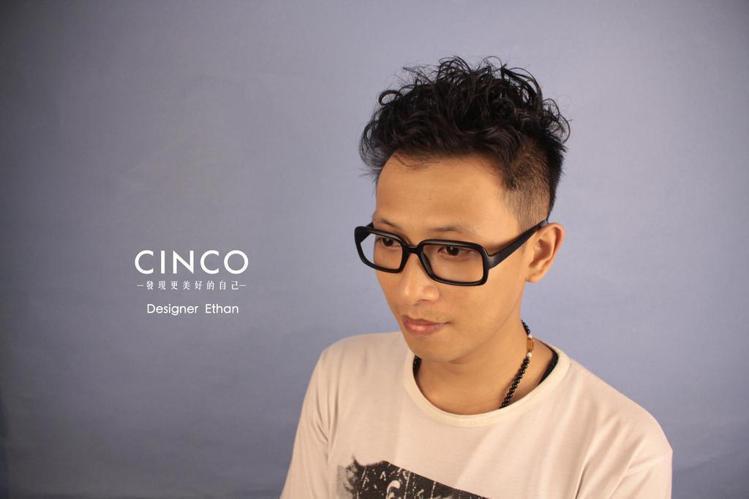 髮型創作/CINCO - Ethan Chang 。圖/HairMap美髮地圖提...
