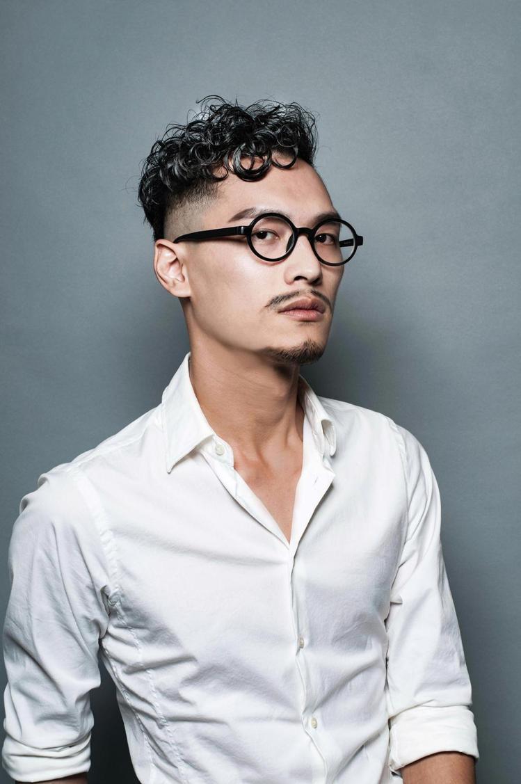 髮型創作/柒叁上海理髮 - 麻司 Mars 。圖/HairMap美髮地圖提供