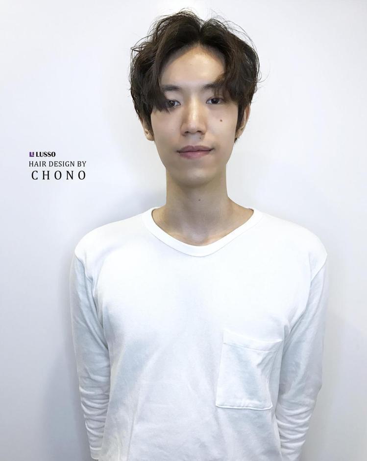 髮型創作/Lusso 中山店 - Lusso Cho No 。圖/HairMap...