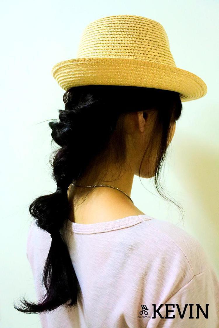 髮型創作/New Look Hair Salon - Kevin。圖/HairM...