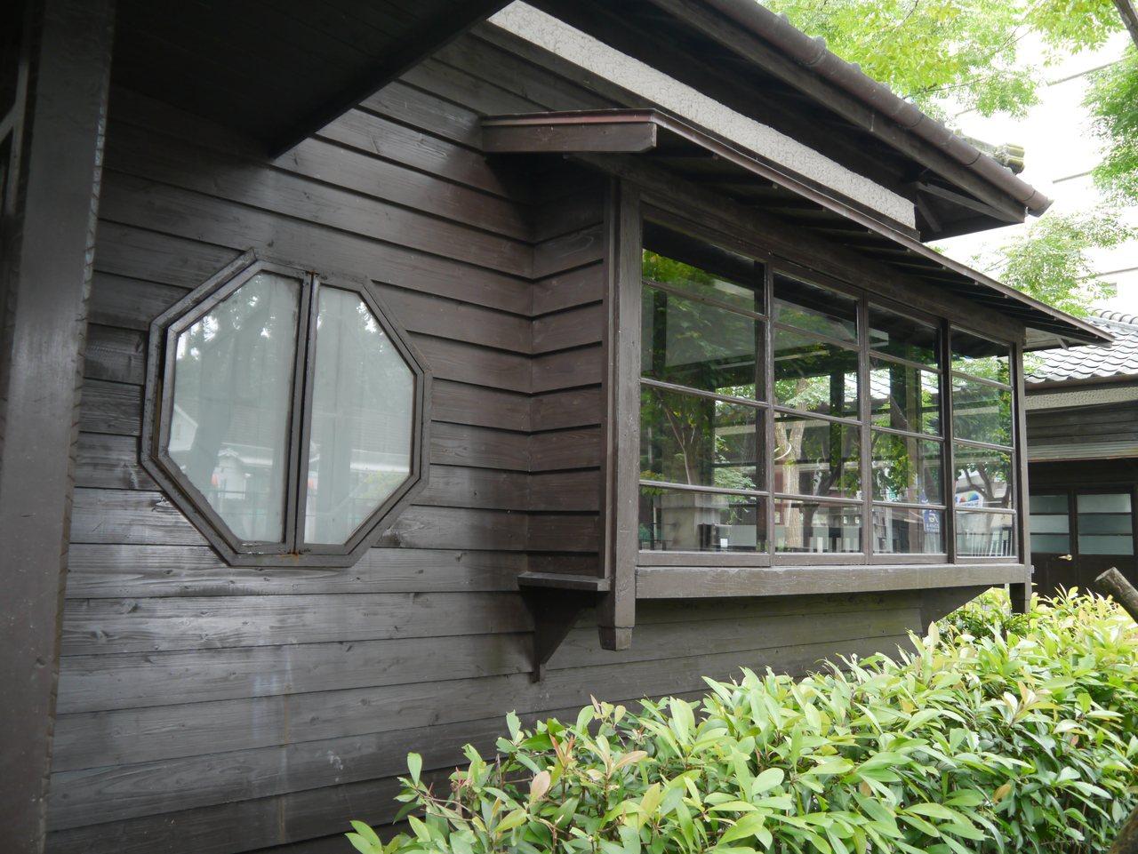 應接室洋式建築風格。(圖/國立台灣文學館)